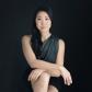 Ritratto dello studio di piccola fotografa di nozze ed elopement di Boston Nicole Chan del Massachusetts