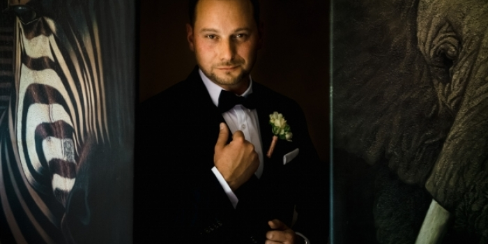Artistic Wedding Day Portraits