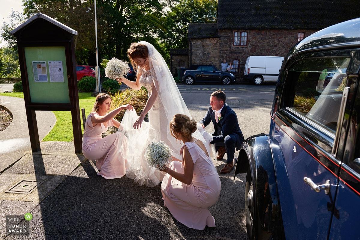 Ian Bursill ist ein preisgekrönter Hochzeitsfotograf der LEI WPJA