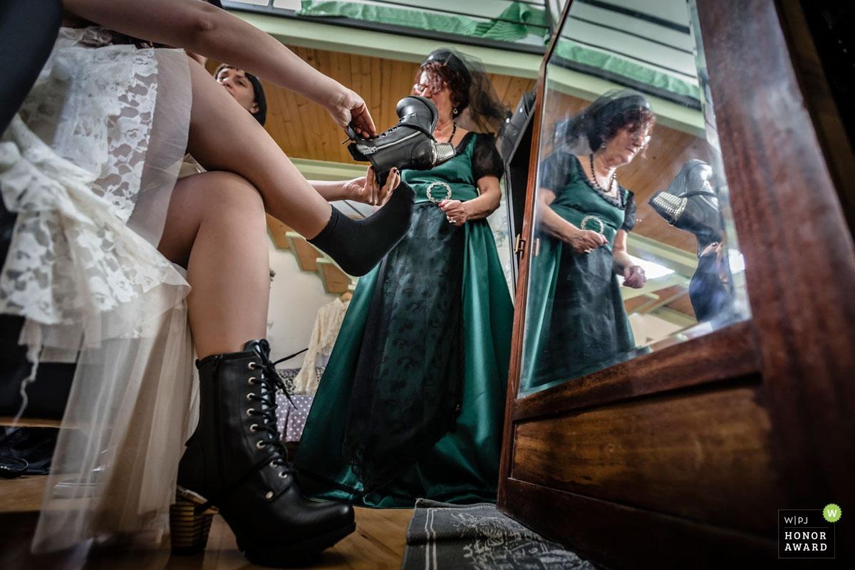 Marco Fantauzzo is een prijswinnende huwelijksfotograaf van de Toscaanse WPJA