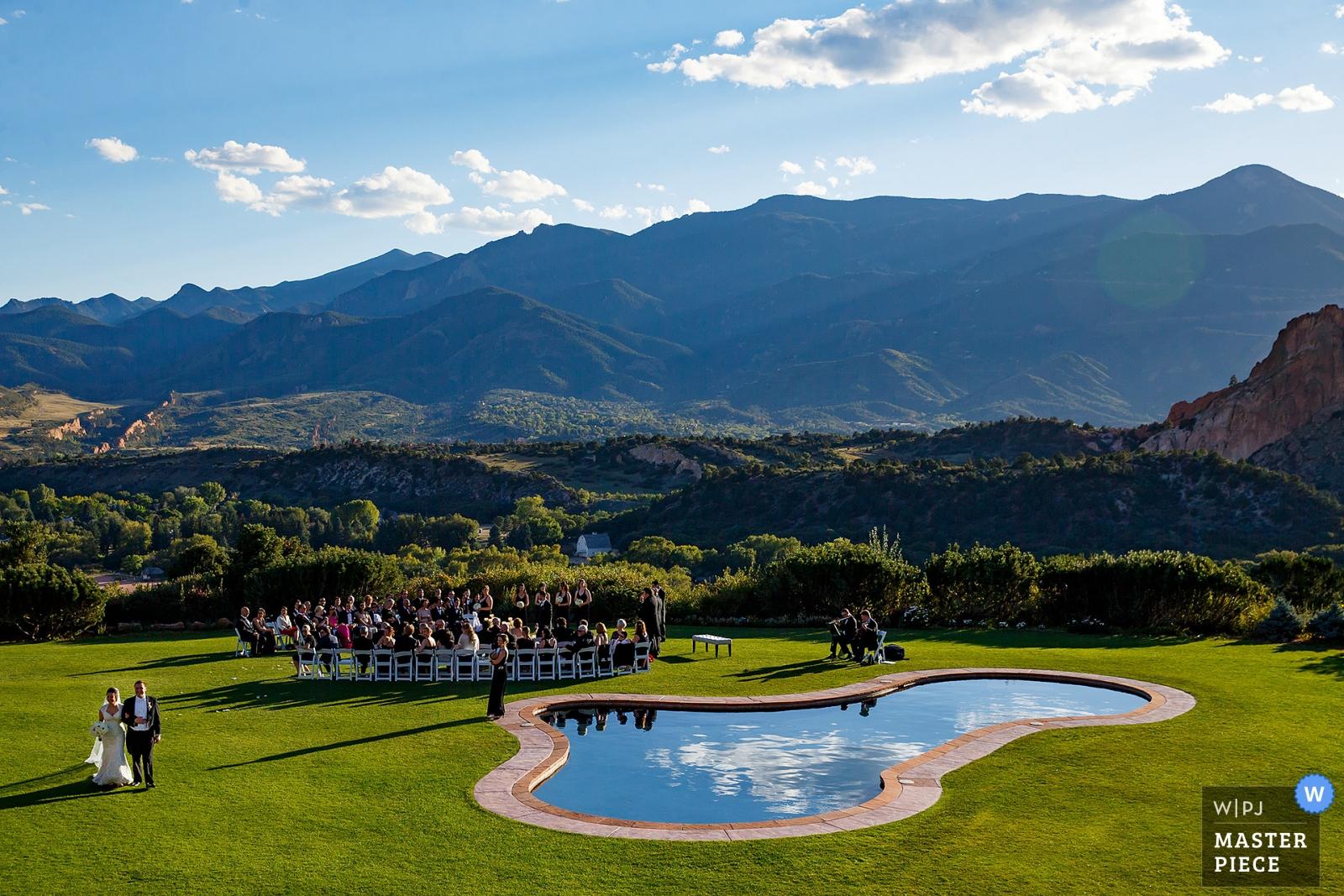 Garden Of The Gods Resort Colorado Springs Of Colorado