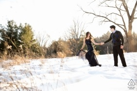 Pre-Wedding Portrait Photographer | Minneapolis, MN Engagement Photography