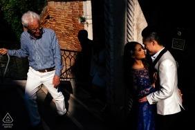 Alessandro Avenali z Roma jest fotografem ślubnym