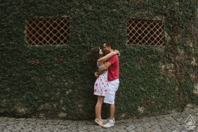 Rio de Janeiro pre-wedding portraits for couples wanting to Display their love for each other