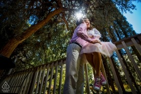 Onder de Tree Engagement Session in MN