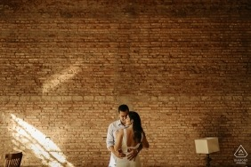 Alexandre Casttro, of Minas Gerais, is a wedding photographer for