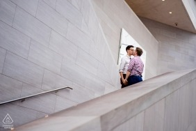 Wedding photographer in Arlington for Virginia engagement photography