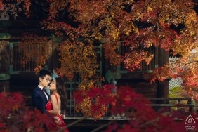 China wedding engagement photos for Hangzhou City couples
