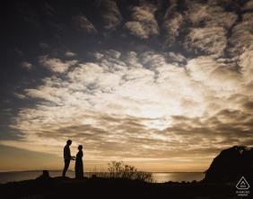 Dorset, Inglaterra Casamento fotografia de noivado para casais