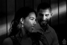 Photographe de mariage de destination à Los Angeles Arboretum | Photographie de séance d'engagement de Los Angeles