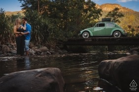 Willian Mariot, of Santa Catarina, is a wedding photographer for