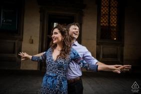 Siena Pre-Wedding Portrait Photographer | Tuscany Photography