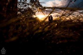 Matthew Pautz, of South Carolina, is a wedding photographer for