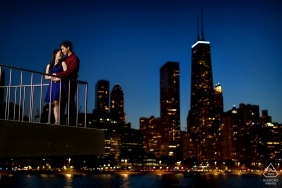 Travis Haughton aus Illinois ist ein Hochzeitsfotograf für