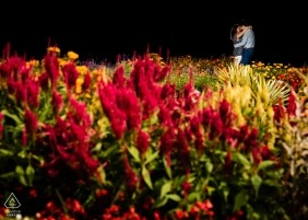 James Nix, uit North Carolina, is een trouwfotograaf voor