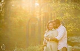 James Nix, of North Carolina, is a wedding photographer for