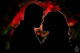 James Nix, of North Carolina, is a wedding photographer for
