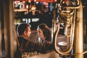 Raphael Newman, of Pomorskie, is a wedding photographer for