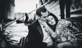 Carlo Bettuolo, of Venezia, is a wedding photographer for