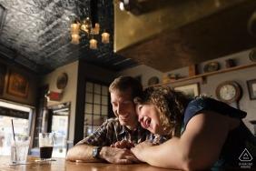 Candice C. Cusic, de l'Illinois, est photographe de mariage pour