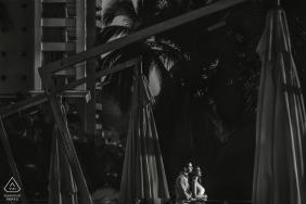 Juan Carlos Calderon, of Jalisco, is a wedding photographer for