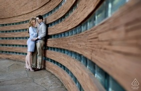 Laura Segall, of Arizona, is a wedding photographer for