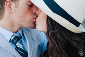 Ron Storer, de Washington, es un fotógrafo de bodas para