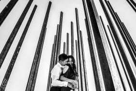 Orlando Suarez, of Georgia, is a wedding photographer for