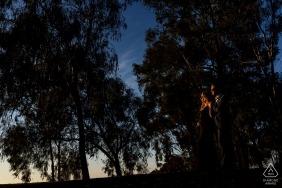 Shaun Baker, da Califórnia, é fotógrafo de casamentos