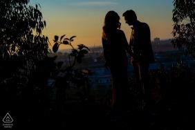 Shaun Baker, de Californie, est un photographe de mariage pour