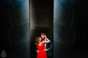 Tanya Parada, of California, is a wedding photographer for