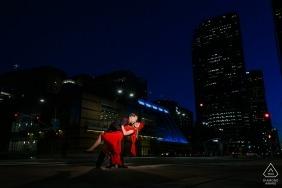 Angelica Virgen, de Californie, est une photographe de mariage pour