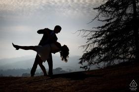加利福尼亚州的Angelica Virgen是一位婚礼摄影师