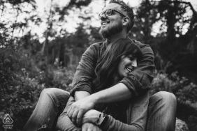 Roberta De Min, of, est une photographe de mariage pour