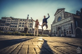 Matteo Originale, of La Spezia, is a wedding photographer for
