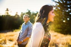 Chris Shum, da Califórnia, é fotógrafo de casamentos