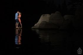 Kevin Sawyer, de Californie, est un photographe de mariage pour