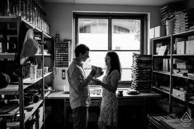 Czech Republic beekeepers | Engagement Photographer