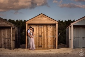 West Wittering, West Sussex | England Engagement shoot