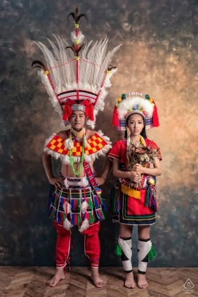 Taiwan 傳統 Traditional Engagement Photo
