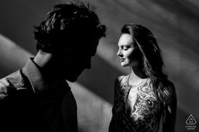 Santa Monica Photographer - Los Angeles Engagement Session with Sunlit Faces