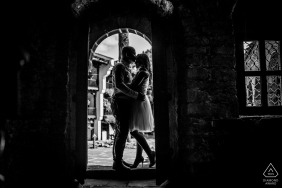 Troyan Monastery, Bulgaria -  engagement photo session with Shadows of love