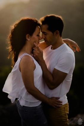 Engagement Portrait from Durango, Bizkaia, Spain - Photography contains: couple, intimate, portrait, nature, lifestyle