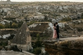 Turkey Love in Cappadocia! - Engagement and Pre Wedding Portraits