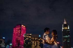 Vu Nguyen, of , is a wedding photographer for