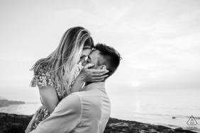 California - Northern | Big Sur Love Portrait Engagement Session