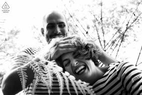 Chrystel Echavidre, of, ist ein Hochzeitsfotograf für