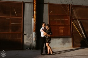 Darren Hendry, of California, is a wedding photographer for