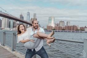 Des portraits de couples en Angleterre pour montrer leurs vibrations stupides!