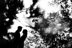 England Engagement Photography - Kew Gardens Séance pré-mariée avec couple